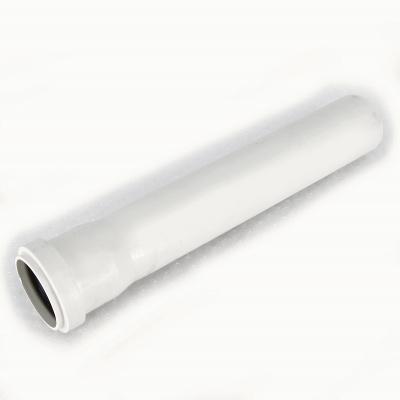 Труба канализационная бесшумная с раструбом Sinikon Комфорт Ø 50 мм х 250 мм купить в интернет-магазине Азбука Сантехники