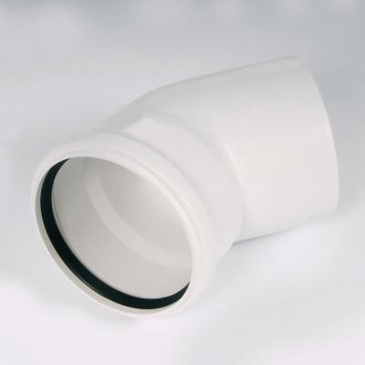 Отвод Sinikon Комфорт Ø 110 мм × 45° полипропиленовый белый купить в интернет-магазине Азбука Сантехники