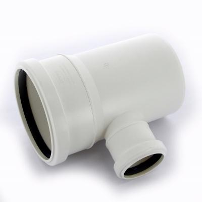 Тройник Sinikon Комфорт Ø 110 × 50 мм × 87° полипропиленовый белый купить в интернет-магазине Азбука Сантехники