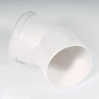 Отвод Sinikon Комфорт Ø 40 мм × 87° полипропиленовый белый купить в интернет-магазине Азбука Сантехники