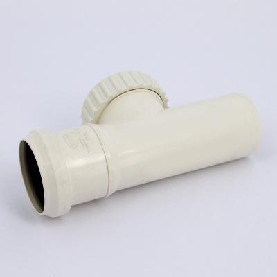 Ревизия Sinikon Комфорт Ø 50 мм полипропиленовая белая купить в интернет-магазине Азбука Сантехники