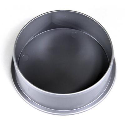 Заглушка Sinikon Комфорт Ø 40 мм полипропиленовая белая купить в интернет-магазине Азбука Сантехники