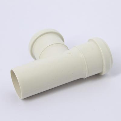 Тройник Sinikon Комфорт Ø 50 × 50 мм × 87° полипропиленовый белый купить в интернет-магазине Азбука Сантехники