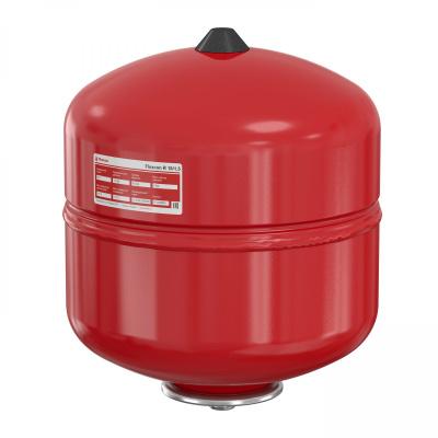 Расширительный бак для отопления 12 л красный Flamco Flexcon R 12, 1,5 - 6 бар купить в интернет-магазине Азбука Сантехники