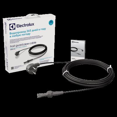 Кабель для обогрева трубопроводов ELECTROLUX EFGPC 2-18-6 (комплект) купить в интернет-магазине Азбука Сантехники