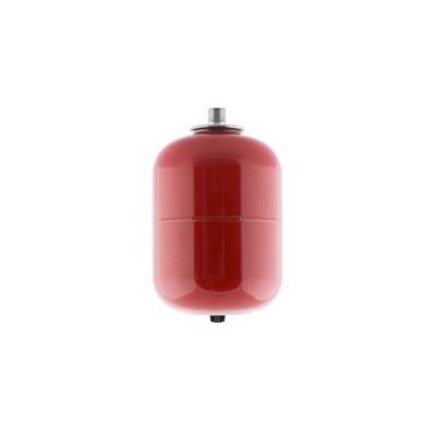 """Бак расширительный Джилекс П 6 л для отопления, красный, Ø 3/4"""" купить в интернет-магазине Азбука Сантехники"""