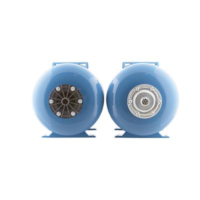 """Гидроаккумулятор ДЖИЛЕКС Г 24 л, Ø 1"""", синий, горизонтальный купить в интернет-магазине Азбука Сантехники"""