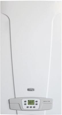 Котел газовый настенный двухконтурный BAXI ECO-4S 18 F, с закрытой камерой сгорания, 18 кВт купить в интернет-магазине Азбука Сантехники