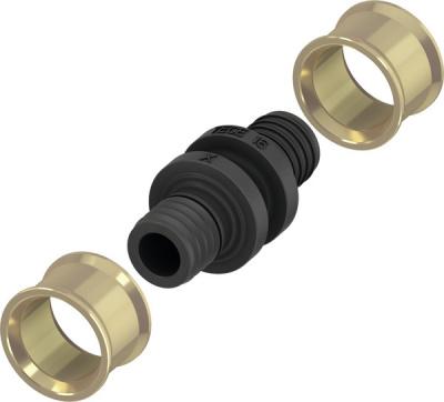 Соединение TECE TECEfloor труба-труба 16 × 16 для труб SLQ PE-RT/AL/PE купить в интернет-магазине Азбука Сантехники
