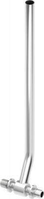 Монтажная трубка для радиатора TECE TECEflex, проходная, 25 × 15 × 330 мм купить в интернет-магазине Азбука Сантехники